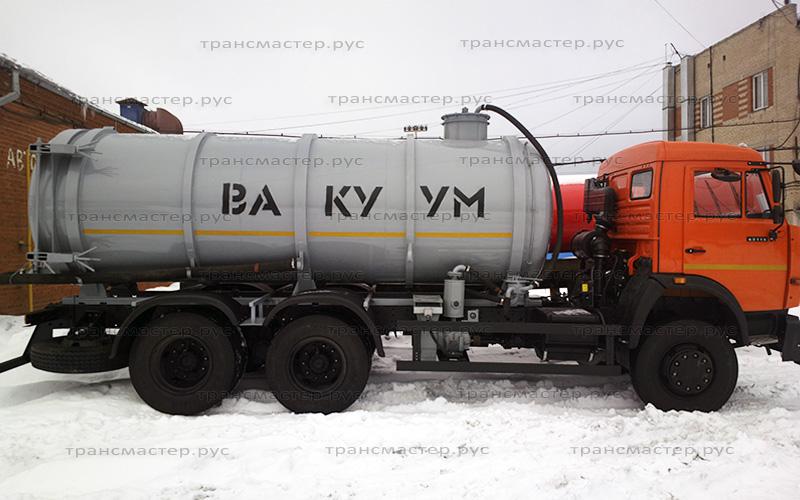Автомобиль вакуумный МВ-12